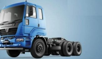 Ashok Leyland U 4923 TT