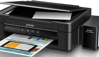 Epson (L220 Ink Tank Color Printer)