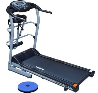 Healthgenie 4 in 1 Motorized Treadmill