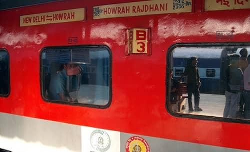 New Delhi-Howrah Rajdhani