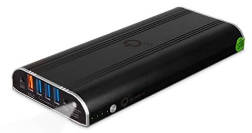 Qi-Infinity Upgraded Power Bank