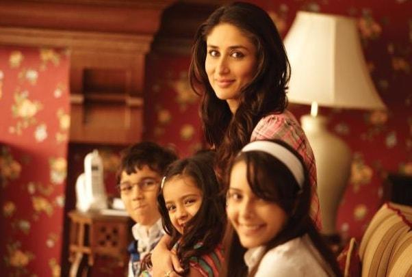 Kareena Kapoor in We are family