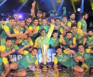 Pro Kabaddi League (PKL) Winners List of All Seasons: 1,2,3,4,5
