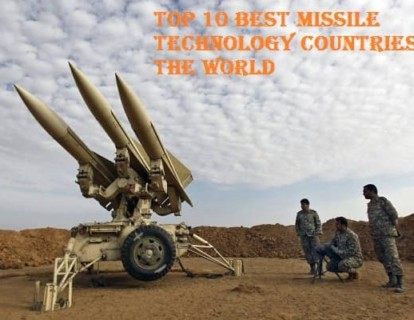Best Missile Technology Countries