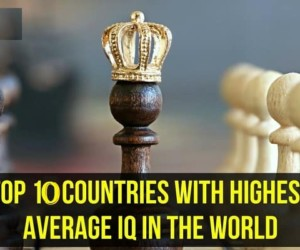 Top 10 Countries with the Highest Average IQ in the World 2017