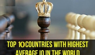 Countries with the Highest Average IQ