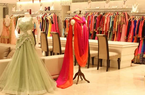 Best Fashion Designers Boutiques in Delhi