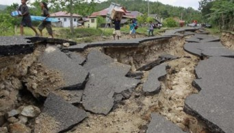 Countries with Most Earthquakes