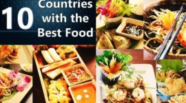 Countries with the Best Food in the World
