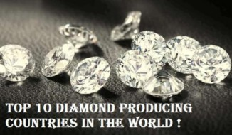 Diamond Producing Countries in the World