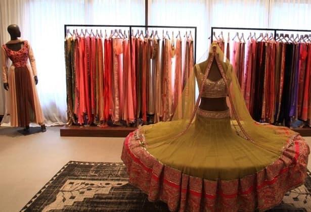 fashion designer boutique