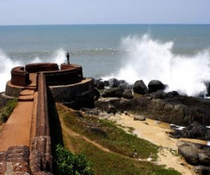 Top 10 Most Beautiful Sea Forts in India