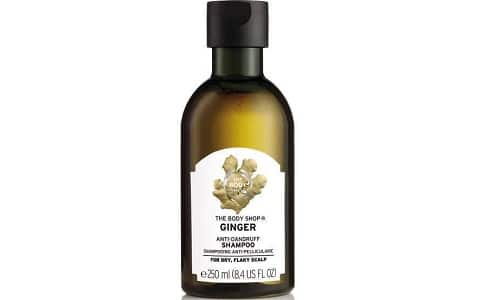 Body Shop Ginger Anti Dandruff Shampoo