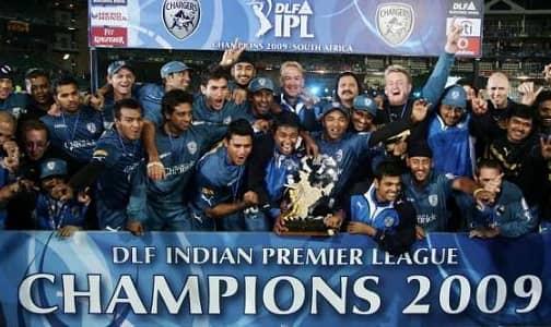 IPL 2009 Winner