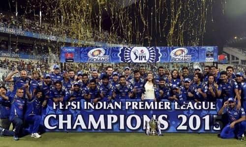 IPL 2015 Winner