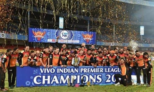 IPL 2016 Winner