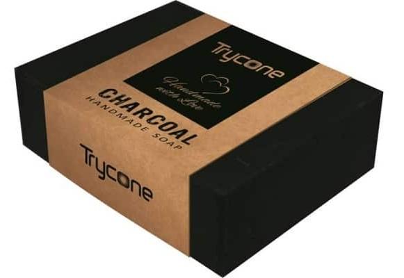 Trycone Handmade Charcoal Soap