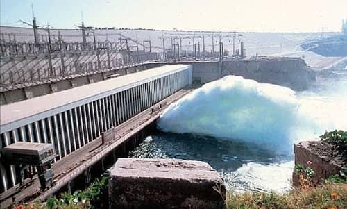 Aswan High Dam, Egypt
