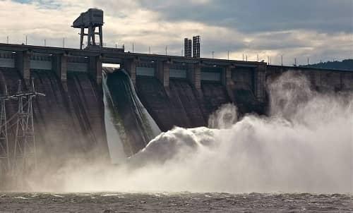 Krasnoyarsk Dam, Russia