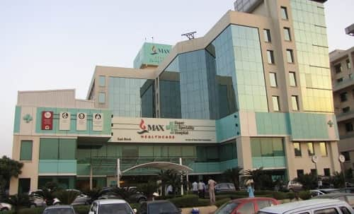 Max Super speciality Hospital, Saket