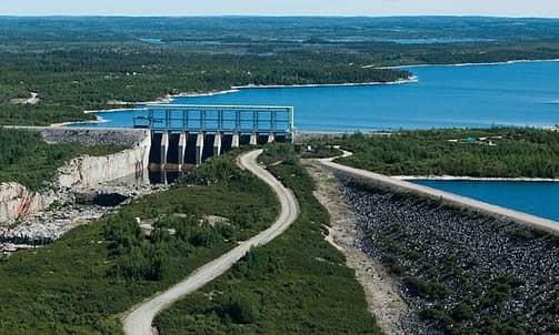 Robert-Bourassa Dam, Canada