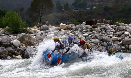 Tons River, Garhwal