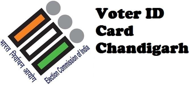 Voter ID Card Chandigarh