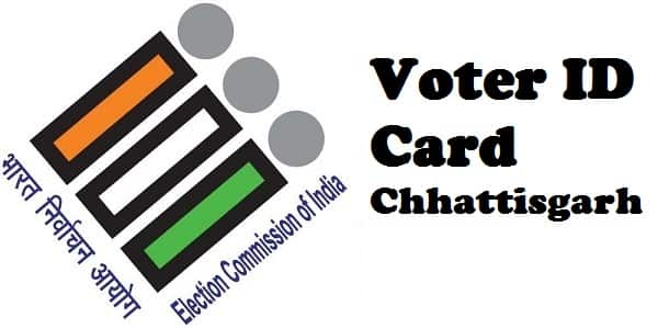 Voter ID Card Chhattisgarh