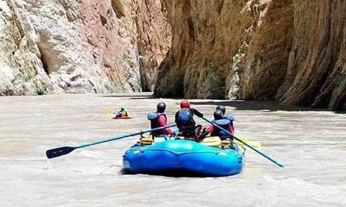 Zanskar River, Ladakh