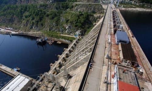 Zeya Dam, Russia
