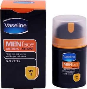 Vaseline Men Antispot Whitening Face Cream