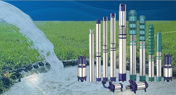 submarsible pumps