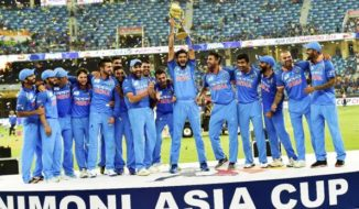 asia cup 2018 winner