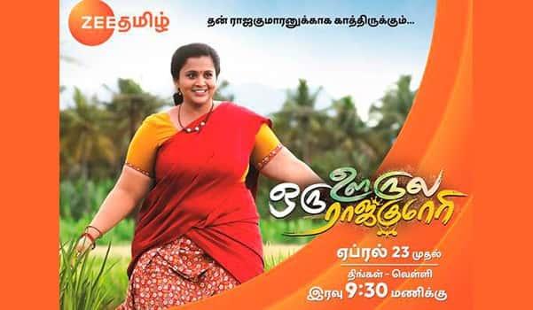 Oru Oorla Oru Rajakumari (Zee Tamil) Serial Wiki, Story