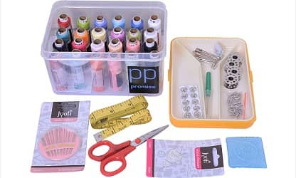 lovelyhome Zipper Portable and Mini Sew Kit