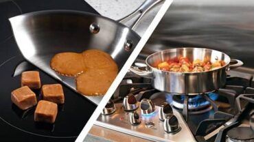 Induction Cooktop Vs. Gas Stove