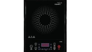 V-Guard VIC 06 1600 Watts Induction Cooktop