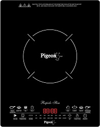 Pigeon by Stovekraft Rapido Slim 2100-Watt Induction Cooktop