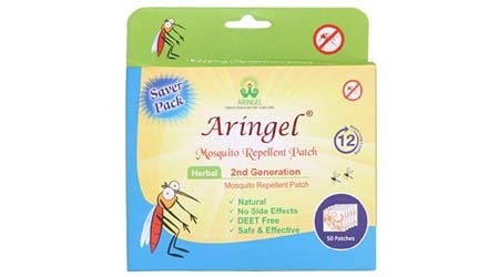 Aringel Mosquito Repellent Patch 2nd Generation