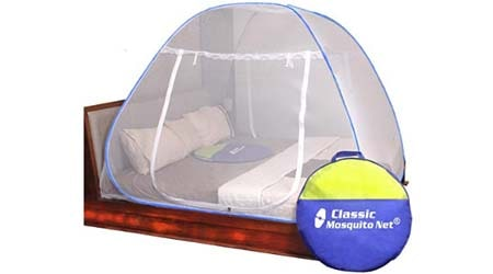 Classic Mosquito Net Foldable King Size
