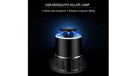 HNESS Eco Friendly Electronic LED Mosquito Killer Machine Trap Lamp