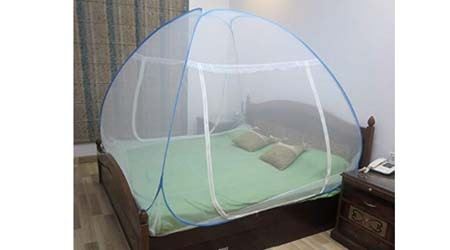 Healthgenie Foldable Mosquito Net for Double Bed