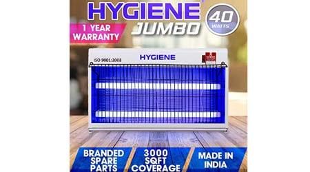 Hygiene 40W Jumbo Flying Insect Killer