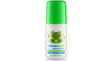 Mamaearth After Bite Roll On for Rashes