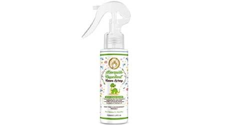 Mom & World Baby Mosquito Repellent Room Spray