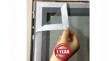 SAI PRASEEDA Mosquito net for Window