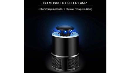 SHOPPOWORLD Electronic LED Mosquito Killer Lamps
