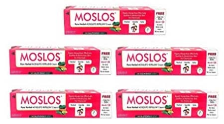 World Class Pure Herbal MOSLOS Mosquito Cream