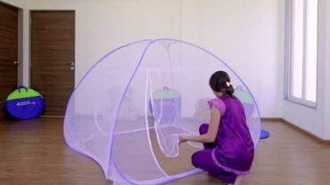 foldable mosquito net india