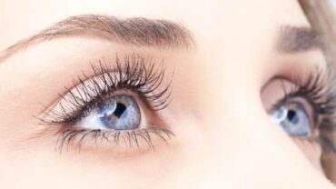Healthy Eyelashes